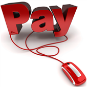 Pay online!